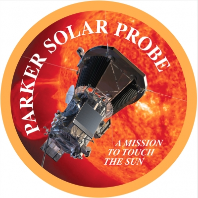 Logo de Parker Solar Probe